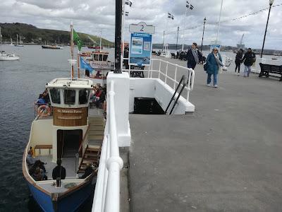 Prince of Wales Pier, Falmouth, Cornwall