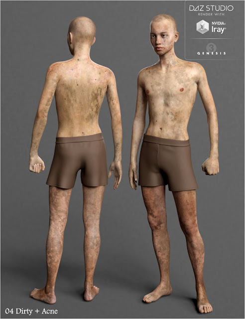 Rhys for Genesis 3 Male