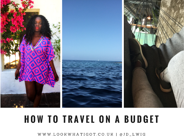 HOW TO TRAVEL ON A BUDGET  (AD)