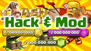 Clash of Clans Mod+Hack Apk For Android 2019