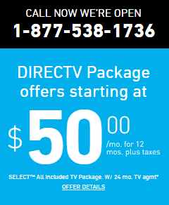 directv packages prices