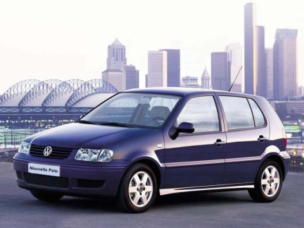 Volkswagen Polo Free Download Wallpaper
