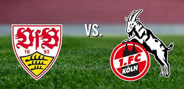 VfB Stuttgart vs FC Koln Full Match & Highlights 13 October 2017