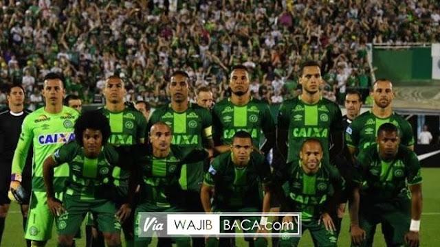 Suasana di Pesawat Pengangkut Tim Sepak Bola Brasil Sebelum Jatuh dan Tewaskan Para Pemain