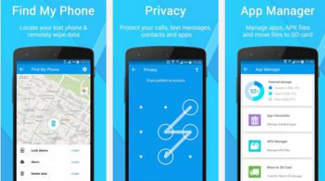 Aplikasi Terbaik untuk Menemukan, Mengunci dan Menghapus Perangkat Android Anda yang Hilang 7