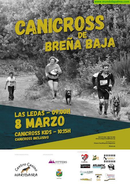 BREÑA BAJA: Canicross (Las Ledas)