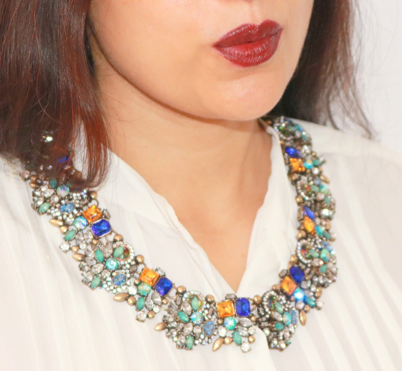 Happiness Boutique-Statement necklace