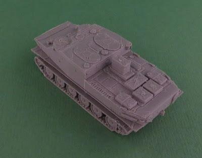 Soviet BTR-50 Amphibious Armoured Personnel Carrier picture 7