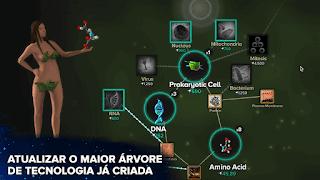 Cell to Singularity APK MOD Compras Grátis 2021 v 8.49