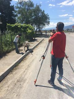 Δήμος Κατερίνης: επιστρώσεις πεζοδρομίων, ηλεκτροφωτισμός πεζοδρομίων και κοινόχρηστων χώρων στον οικισμό της Ανδρομάχης