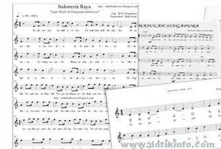 Lagu kebangsaan di seluruh dunia