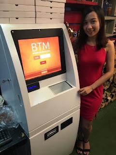 Bitcoin ATM là gì ?