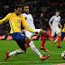 Brasil é travado pela Inglaterra e fica no 0 a 0 em sua pior atuação com Tite