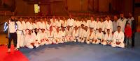 Ángel Ramiro, curso de kumite deportivo, karate, kumite, selección de Marruecos