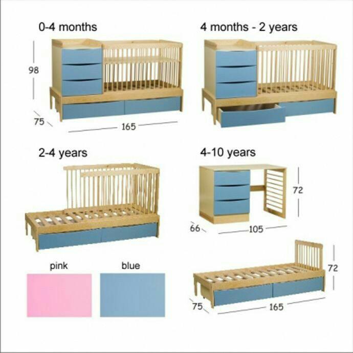 Planos para cunas de madera construccion y manualidades for Planos de carpinteria de madera