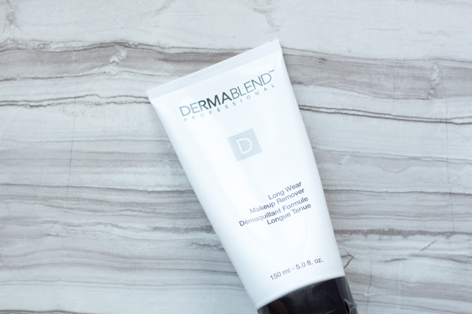 Dermablend long wear makeup remover review