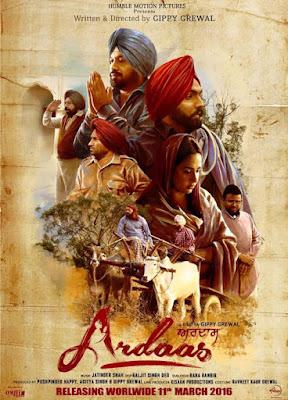 Ardaas 2016 Watch full punjabi movie online free