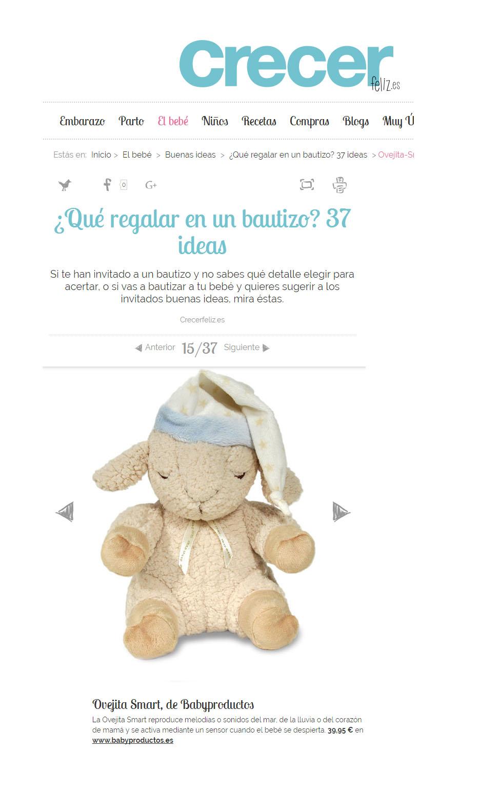 036e8ba77ad http   www.crecerfeliz.es El-bebe Buenas-ideas Regalos-para-bautizos Ovejita -Smart-Sensor