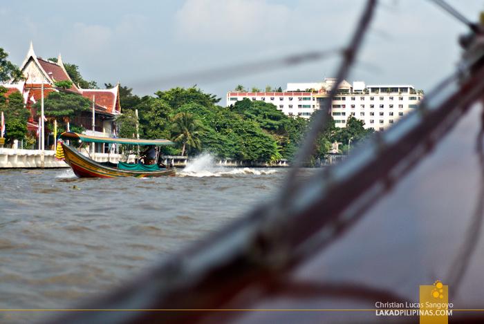 Chao Phraya River Tour