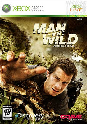 Man Vs Wild Videogame 58