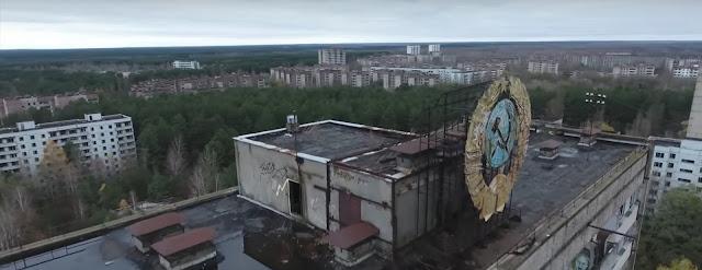 панорама Припяти