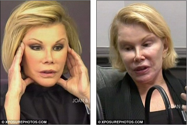 My Body Is A Temple And My Temple Needs Redecorating Joan Rivers