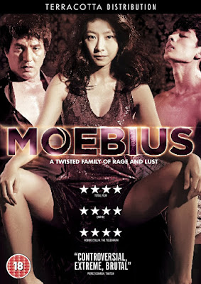 Film Semi Horor: Moebius (2013)