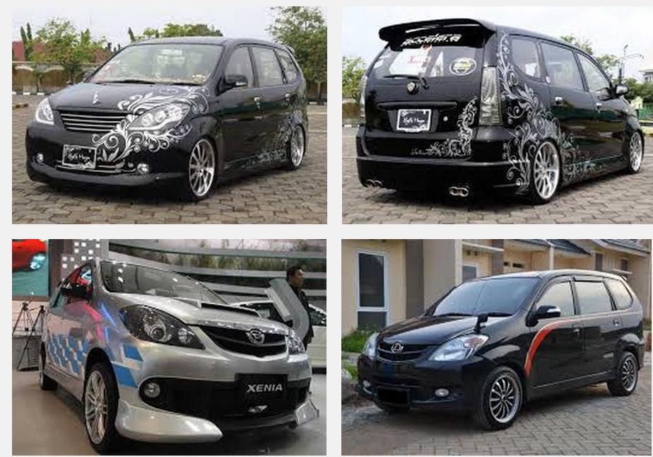 Kumpulan Gambar Modifikasi Daihatsu Ayla Ceper | Modif Balap