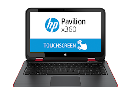 HP Pavilion 13-a100 x360 Convertible PC Software and Driver Downloads For Windows 10 64 bit
