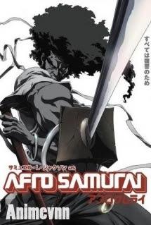 Afro Samurai -Đệ Nhất Kiếm - Hoạt Hình Đệ Nhất Kiếm 2013 Poster