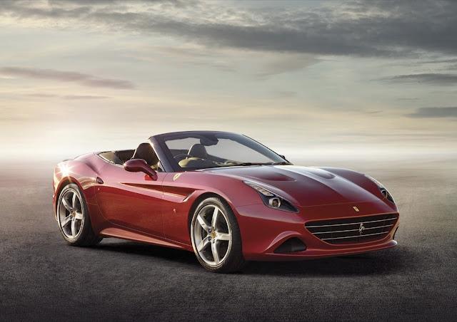 Kereta Ferrari California