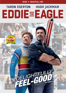 Eddie el Águila/Eddie The Eagle [2016] [DVD5] [Latino]
