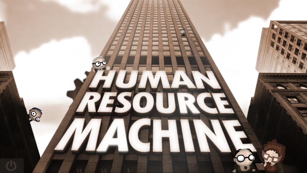 Human Resource Machine PC Download Poster
