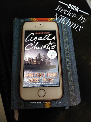 #AtoZChallenge: A for And Then There Were None by Agatha Christie- Njkinny's Blog