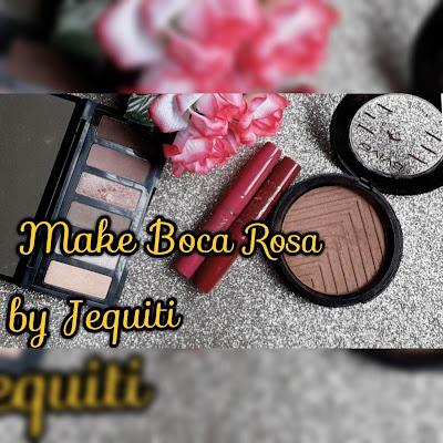 maquiagens da boca rosa para a jequiti no blog lu tudo sobre tudo