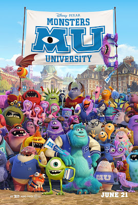 Download Monsters University (2013) Subtitle Indonesia