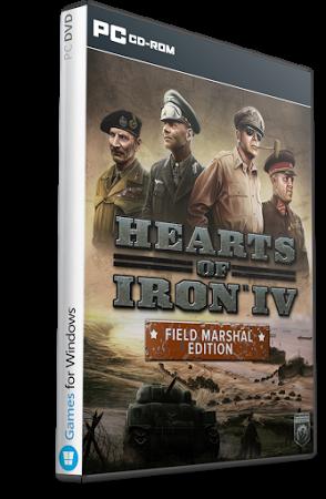 DESCARGAR Hearts of Iron IV: Field Marshal Edition Multilenguaje (Español) (PC-GAME) 2016