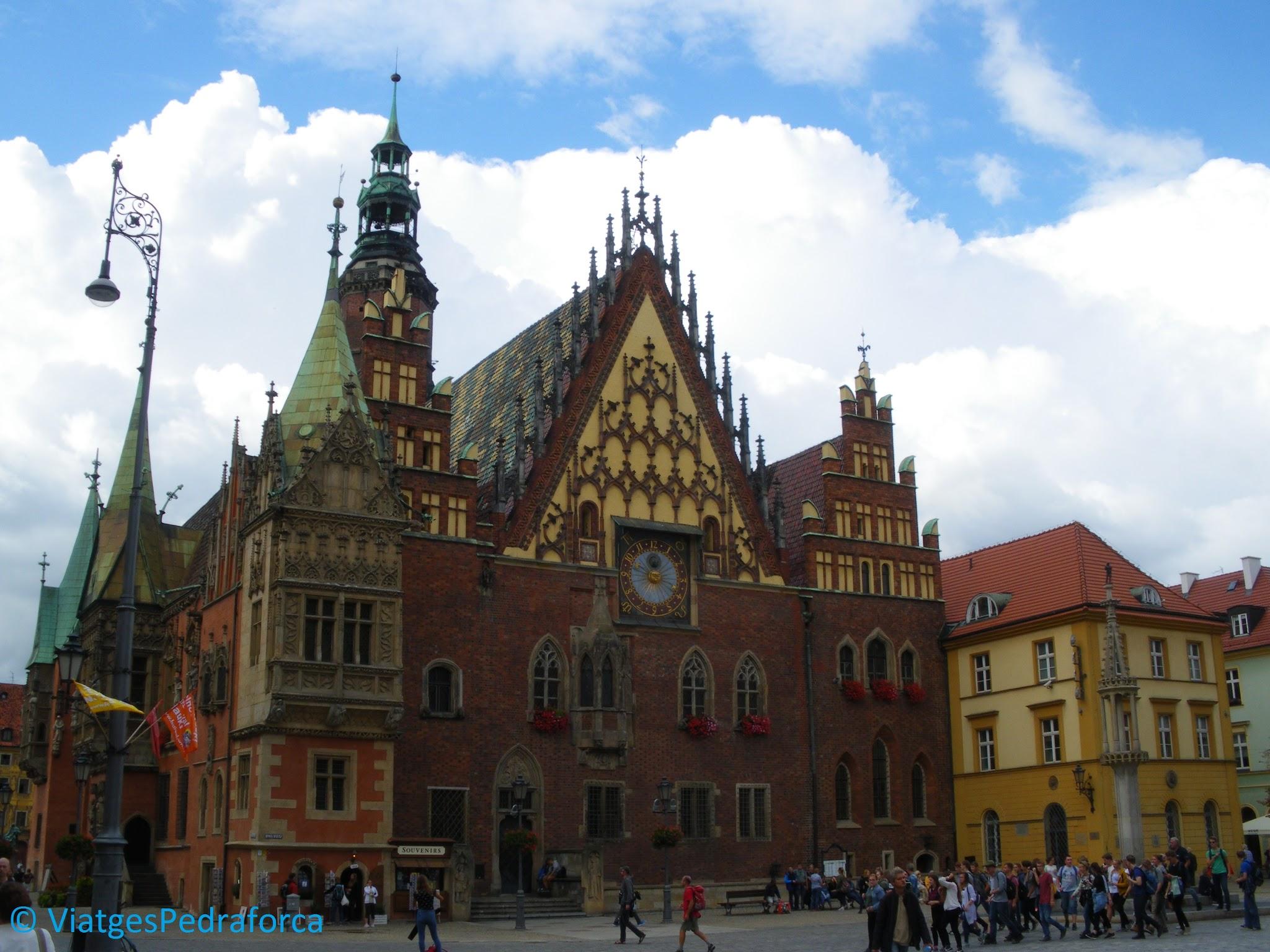 Polònia, els millors monuments del gòtic civil