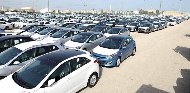9dcc6892f8 all about cars  Israel Car Sales - Brand   2016