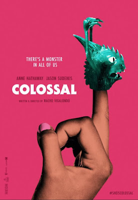 Моя дівчина - монстр (Colossal 1)