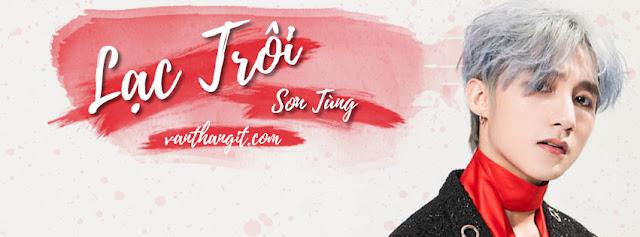 Psd Lạc Trôi - Ảnh bìa Sơn Tùng MTP đẹp VanThangIt.Com
