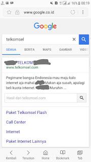 Situs Website Telkomsel Di Retas