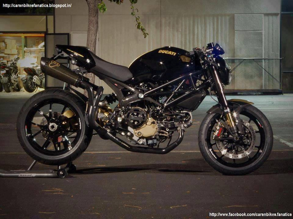 Custom Ducati Monster Car Bike Fanatics Custom Ducati Monster 1