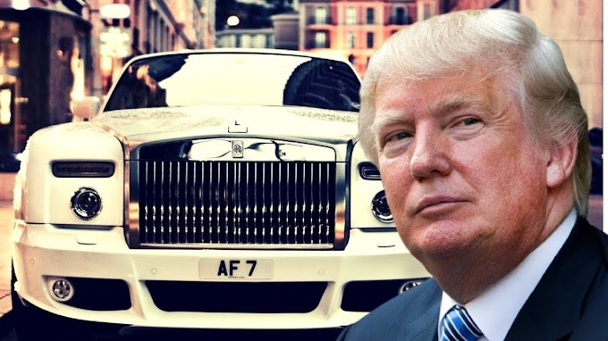 Donald Trump's Owns The Impressive Car Collection !