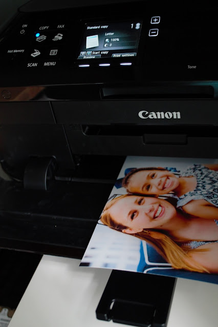 Canon Color Printer // Pugs & Pearls Blog