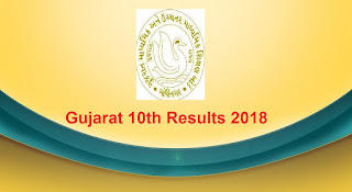 Gujarat 10th Results 2018, GSEB SSC Result 2018