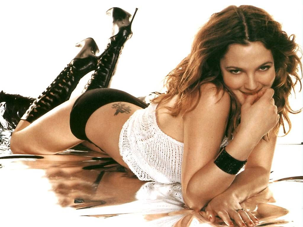 Naked Pictures Of Drew Barrymore 95
