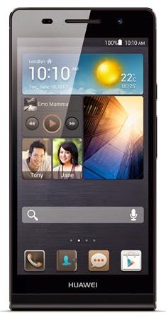 Harga baru Huawei Ascend P6, Harga bekas Huawei Ascend P6