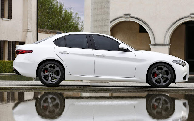 Alfa Romeo Giulia - Brasil