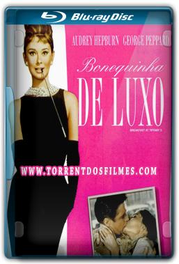 Bonequinha de Luxo (1961) Torrent - Dublado Bluray 1080p Áudio 5.1